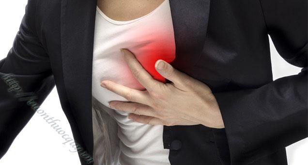 dấu hiệu của bệnh tim mạch