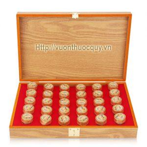đông trùng hạ thảo hộp gỗ kanghwa 1