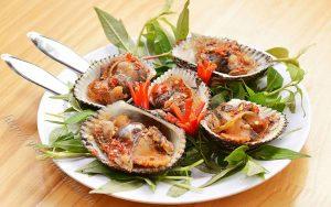 hải sản giúp tăng cường sinh lý