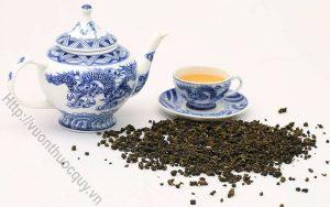 nghệ thuật và văn hóa uống trà của người việt