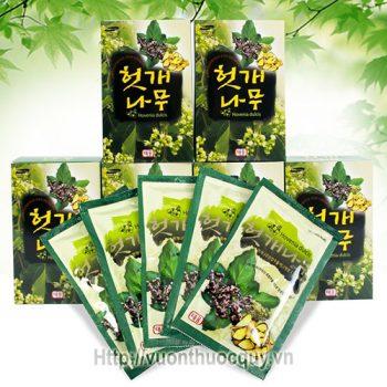 Nước Uống Bổ Gan Hovenia Dulcis Hàn Quốc
