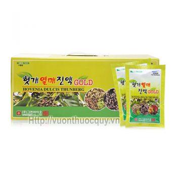 Nước Uống Bổ Gan Hovenia Green Bio