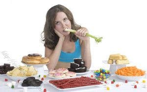 sai lầm trong ăn uống