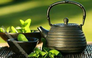 tác dụng của trà thảo dược