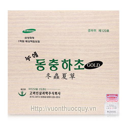 tinh chất đông trùng hạ thảo Ginseng Bio 1