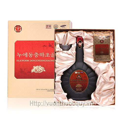 tinh chất đông trùng hạ thảosilkworm dongchoonghacho gold 4