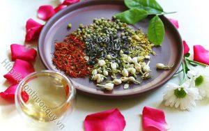 trà thảo dược với sức khỏe