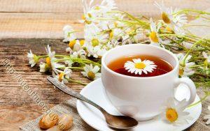 uống trà thảo dược đúng cách