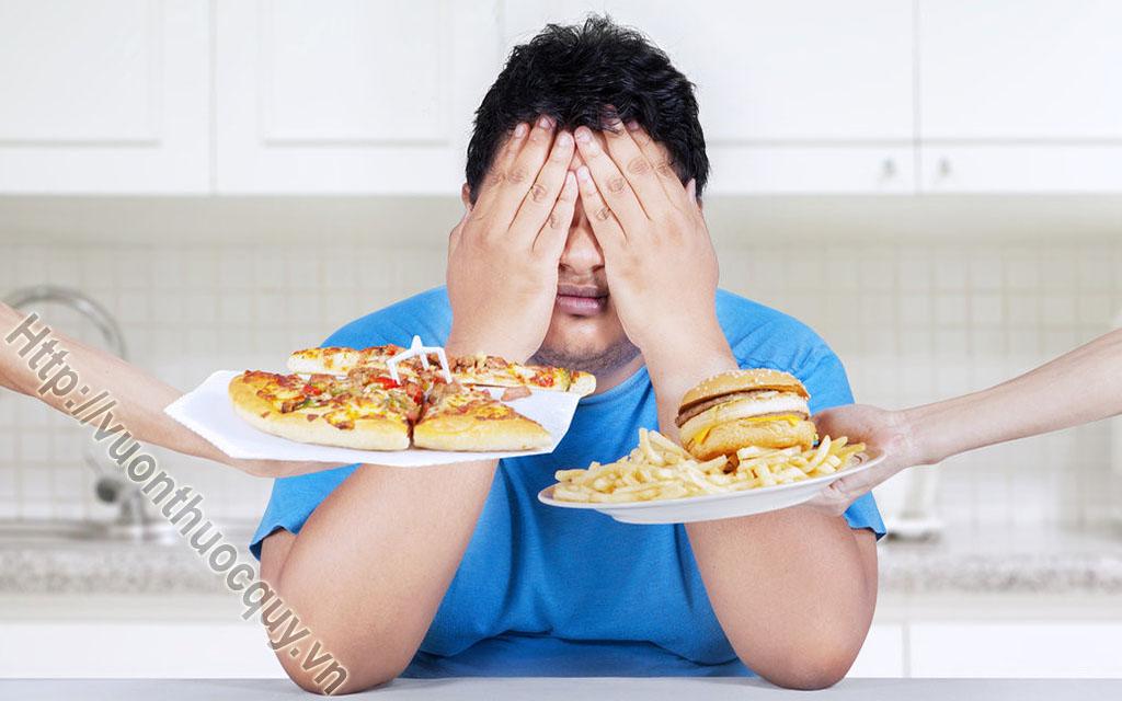 biến chứng của bệnh béo phì