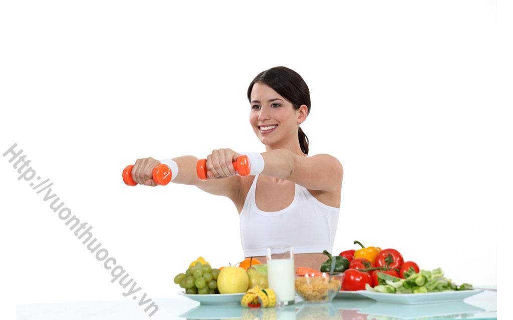 chế dộ ăn giúp giảm cân