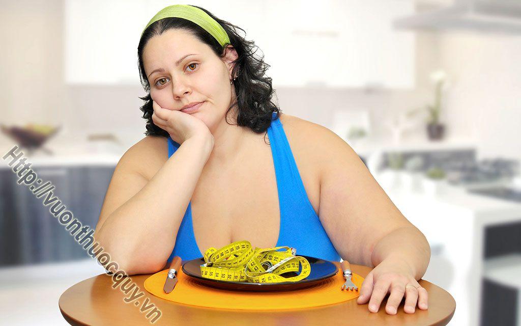 nguyên nhân gây bệnh béo phì