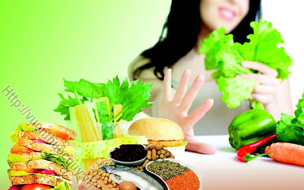 những sai lầm thường gặp trong giảm cân