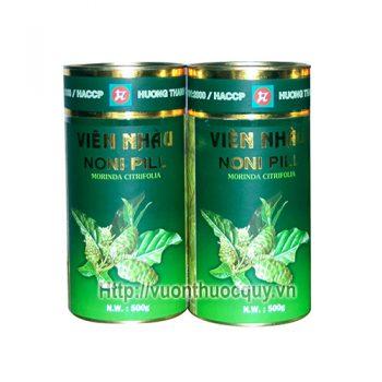 Viên Nhàu Noni Hương Thanh 500 Gram