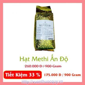 Hạt Methi Ấn Độ 900 Gram