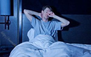 biến chứng của bệnh mất ngủ