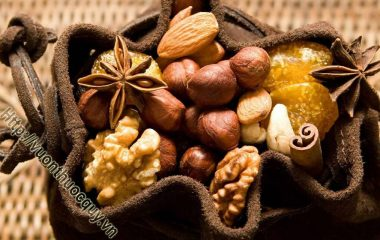 Các loại hạt dinh dưỡng không chỉ là món ăn vặt lành mạnh và cân bằng dinh dưỡng tương đương với các loại trái cây. Hạt dinh dưỡng rất tốt cho bà bầu...