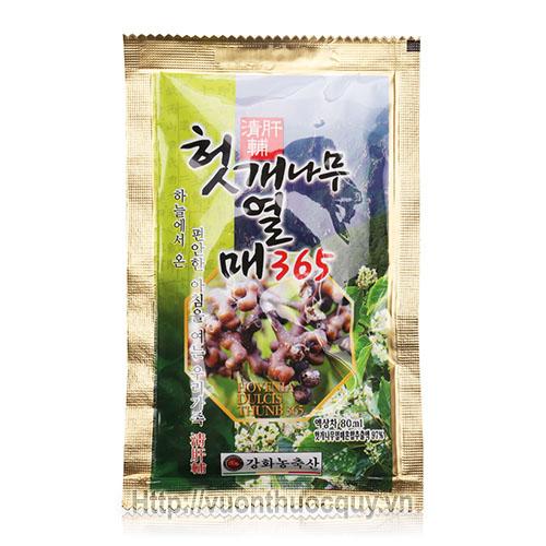 nước bổ gan hovenia 365 kanghwa 3