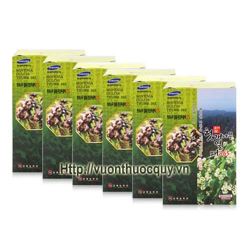 nước bổ gan hovenia 365 kanghwa 1