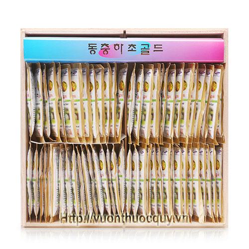 tinh chất đông trùng hạ thảo Ginseng Bio 2