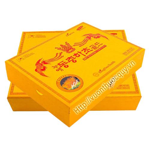 tinh chất đông trùng hạ thảo hộp vàng kanghwa 1