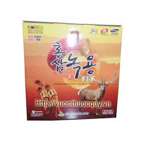 tinh chất hồng sâm nhung hươu kyungbuk