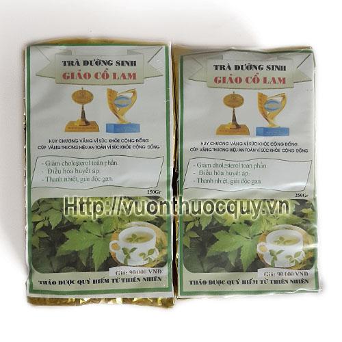 trà dưỡng sinh giảo cổ lam 1