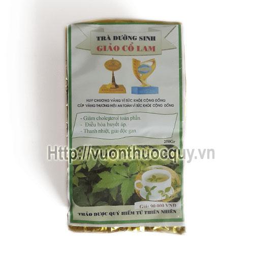 trà dưỡng sinh giảo cổ lam
