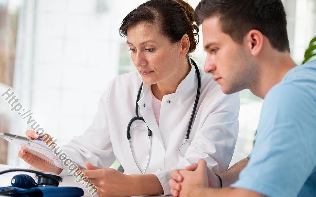 chẩn đoán bệnh liệt dương bằng cách nào ?