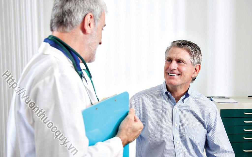 đối tượng dễ mắc bệnh liệt dương