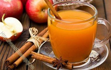 """Trà Quế Bài Thuốc Quý Cho Mùa Đông; """"Trà quế - thì là"""" là một bài thuốc, thức uống tuyệt vời cho những ngày đông và khi ăn đồ sống lạnh. Đó chính là bí quyết giữ gìn sức khỏe..."""
