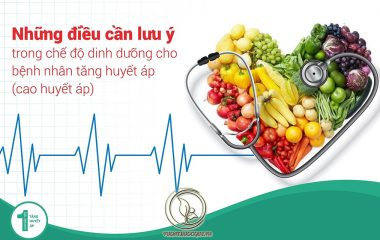 Huyết áp (HA) là một chỉ số cho biết áp lực bơm máu trong cơ thể. Bình thường, số đo HA tâm thu dao động từ 90 - 139mmHg và HA tâm trương từ 60 - 89mmHg. Bệnh tăng huyết áp (THA) là một bệnh lý trong đó trị số HA...