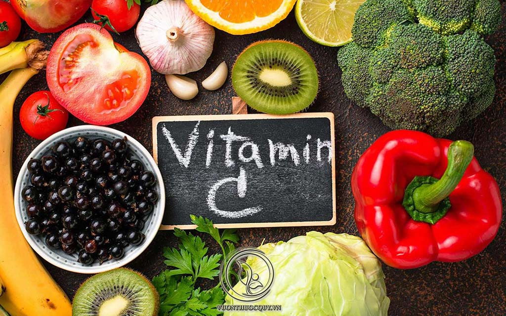 Hình Ảnh Vitamin C