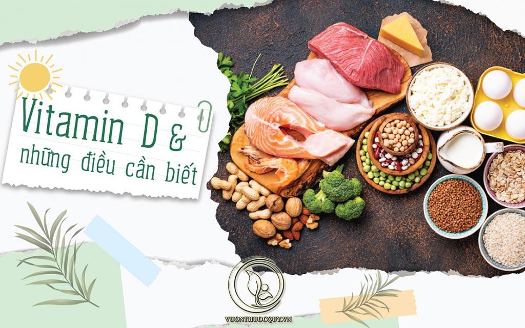 Hình Ảnh Vitamin D