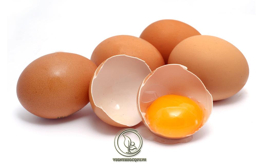 Lòng Đỏ Trứng Gà Nguyên Chất