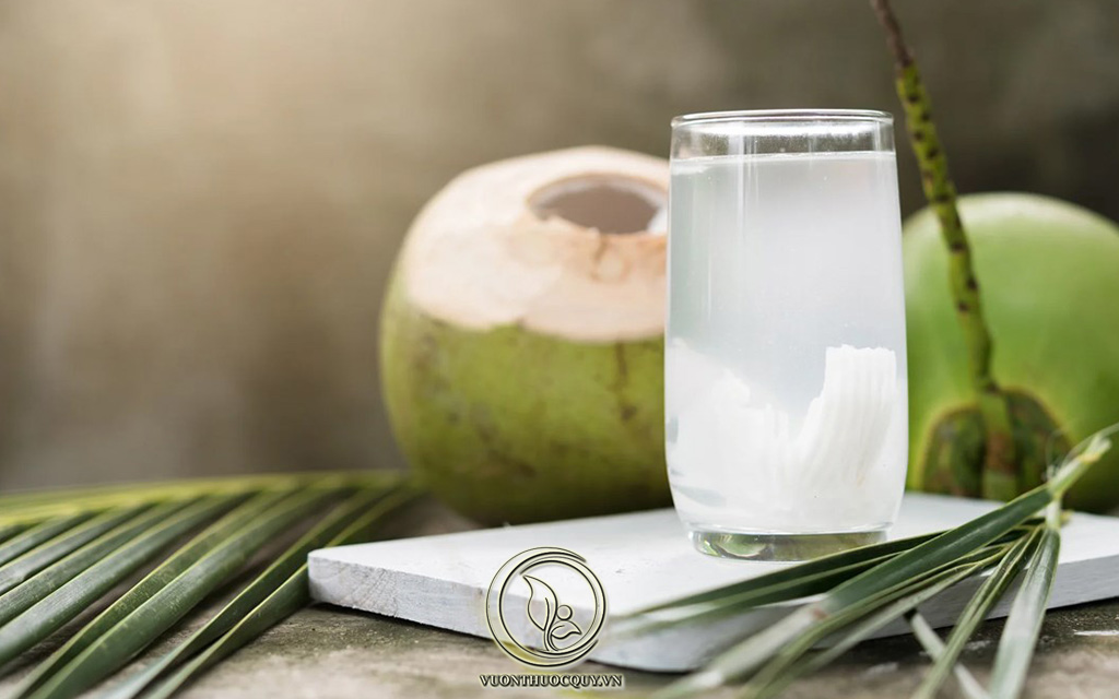 Nước Dừa Tốt Cho Sức Khỏe